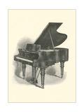Grand Piano Prints