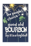 People's Choice, Bourbon Posters