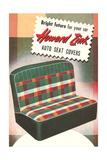 Howard Zink Seat Covers Print