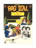 Sheet Music for Rag Doll Prints