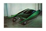 Futuristic Car Posters
