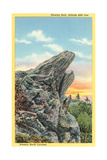 Blowing Rock, Western North Carolina Print