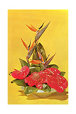 Flower Arrangement Posters