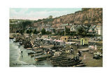Shanklin Beach, Isle of Wight Prints