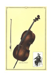 The Cello Posters