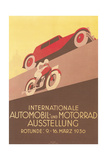 Car Show Poster Prints