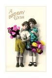 Birthday Wish, Kids Prints