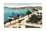 Boulevard De La Croisette, Cannes Posters