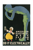 America's Electical Week Poster Posters