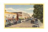Main Street, Hyannis, Cape Cod Poster
