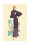 Purple Outfit Prints