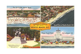 Greetings from Myrtle Beach Prints