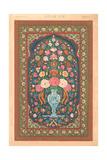 Indian Rug Pattern Prints