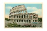 Rome, Italy, Coliseum Prints