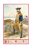 Washington at Yorktown Posters