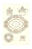 Sevres Porcelain Serving Dishes Prints