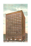Rockefeller Building, Cleveland Prints