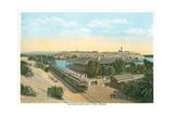 Southern Pacific Depot, Yuma Prints