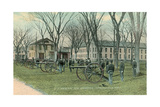 Springfield Arsenal and Grounds Prints