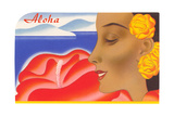 Aloha, Island Maiden Posters