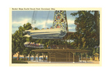 Ride, Euclid Beach Park, Cleveland Prints
