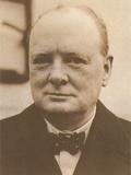 Winston Churchill Prints