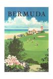Bermuda Travel Poster Posters