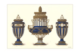 Three Sevres Urns Poster