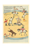 Vintage Circus Toys Posters