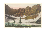 Iceberg Lake, Glacier National Park Prints