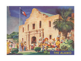Fiesta at the Alamo Posters