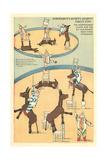 Vintage Circus Toys Prints