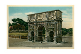 Rome, Italy, Arch of Constantine Prints
