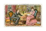 Old Fashioned Glue Ad Prints
