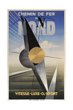 Poster for French Railroad Posters