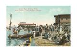 Wilson Avenue Bathing Beach Prints