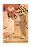 Salon des Cent, Expositions Posters