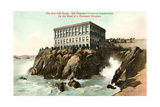 Vintage Cliff House Prints