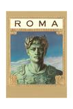 Roma, Caesar Statue Prints