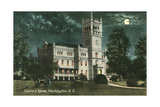 Soldiers Home by Night Prints