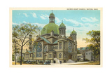 Sacred Heart Church, Dayton Prints