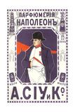 Russian Napoleon Poster Art