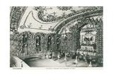 Capuchin Cemetery, Rome Print