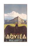 L'Aquila Degli Abruzzi Posters