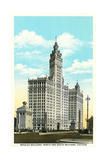 Wrigley Building Prints