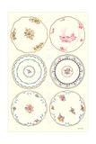 Sevres Porcelain Plates Poster