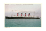 SS Mauretainia Art