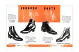 Jodhpur Boots Prints