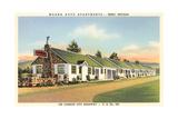 Moana Auto Apartments, Reno, Nevada Prints