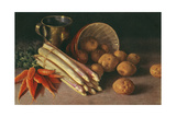 Still Life with Vegetables Poster